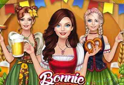 Bonnie In New Fashion Game