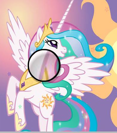 Celestia Hidden Stars Game