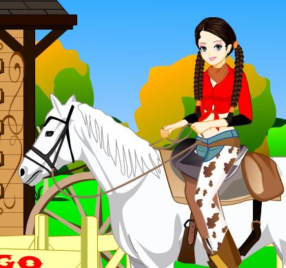 Cow Girl 2 Game