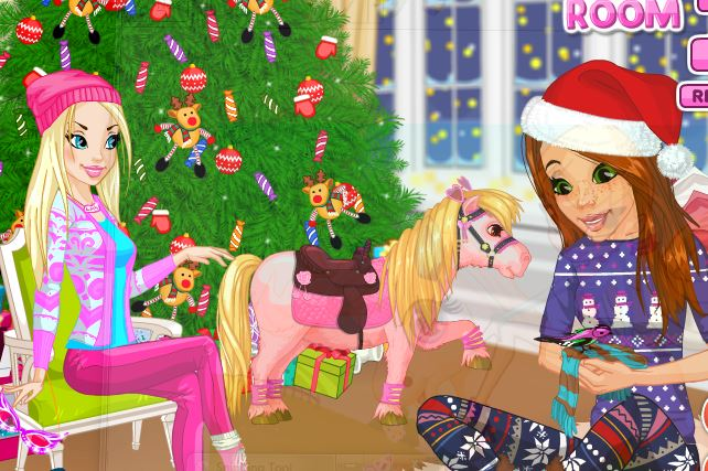 Emily Diary Little Pony My Christmas Gift Game