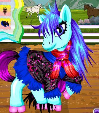 Emo Pony Game