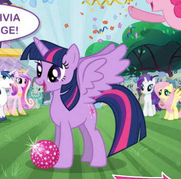 Equestria Challenge Game
