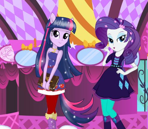 Equestria Fashion Day Game