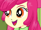 Equestria Girls Apple Bloom Game