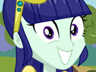 Equestria Girls Blueberry Cake Game