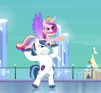 Equestria Games Game