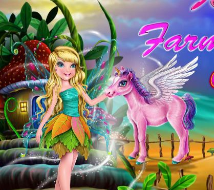 Fairy Farm Town Game