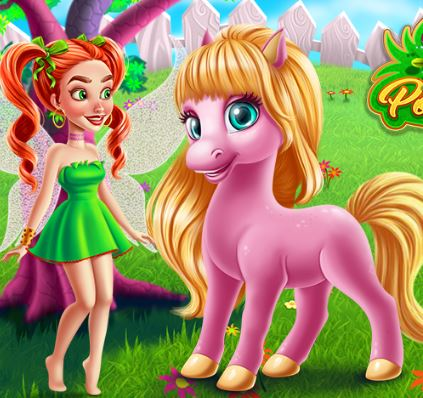 Fairys Pony Adventures Game
