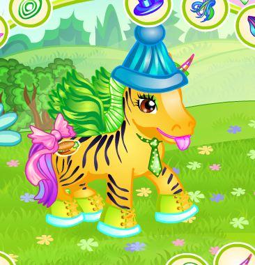 Fantasy Pony Game