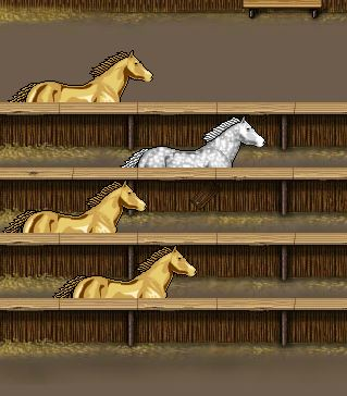 Feed The Horses Game