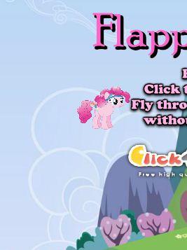 Flappy Pony Game