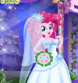 Fynsy's Wedding Salon Game