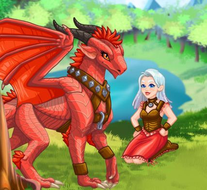 Girls Fix It Magical Creatures Game