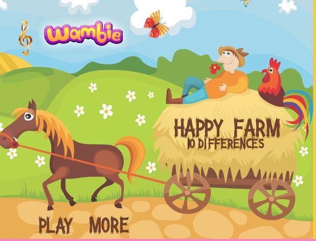 Happy Farm Game