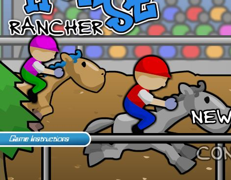Horse Rancher Game