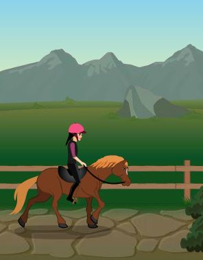 Horse Ranches Game