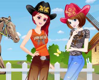 Horse Riding Clothes Game