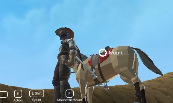 Horse Riding Simulator Game