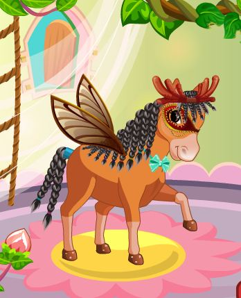 Horse Salon Game