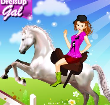 Hose Rider Dress Up 2 Game