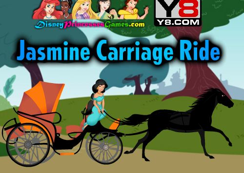 Jasmine Carriage Ride Game
