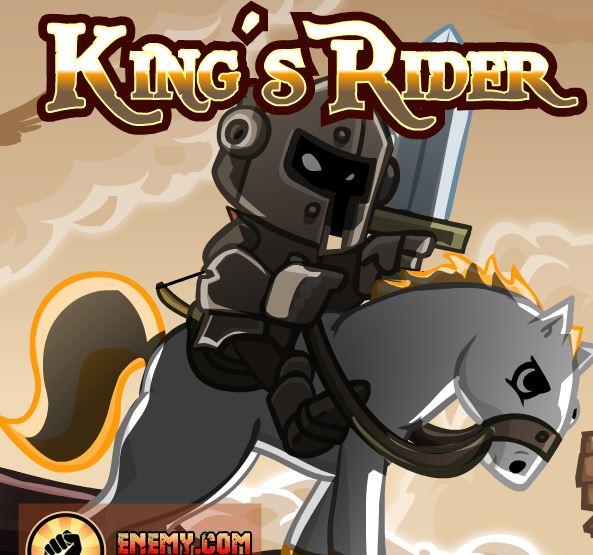 King S Rider Game