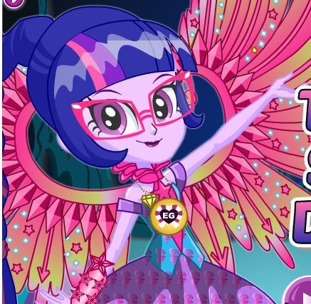 Legend Of Everfree Twilight Sparkle Game