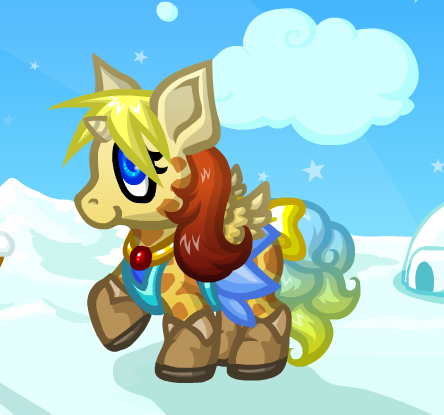 Little Baby Pony Game
