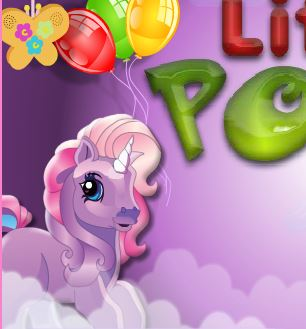 Little Pony Escape Game