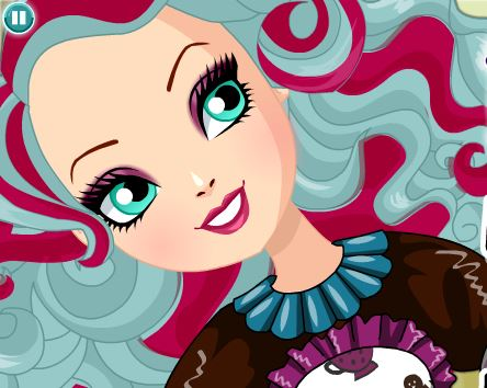 Madeline Hatter X Pinkie Pie Dress Up Game