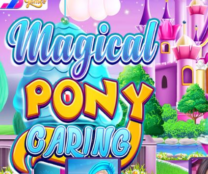 Magical Pony Caring Game