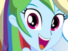 Miss Loyalty Rainbow Dash Game