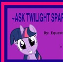 MLP Ask Twilight Sparkle Game