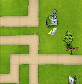 MLP Canterlot Siege 2 Game
