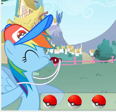 Mlp Pokemon Go Game