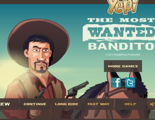 Most Wanted Bandito Game