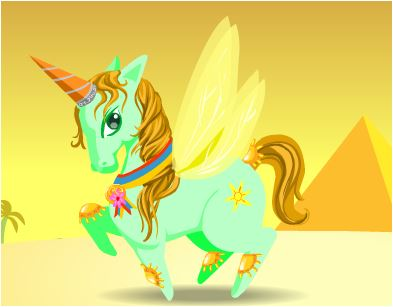 My Baby Unicorn 3 Game