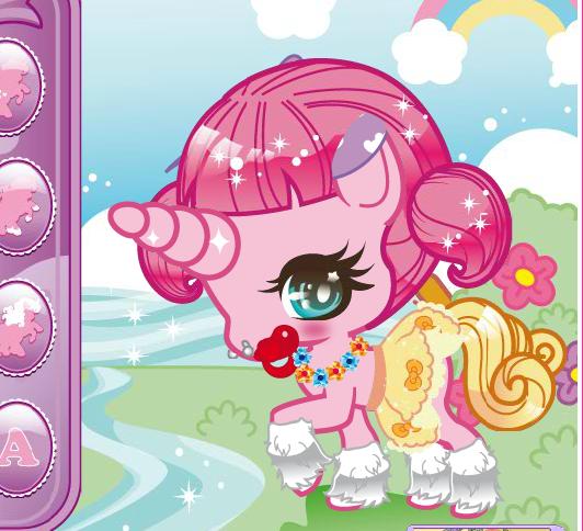 My Baby Unicorn Game
