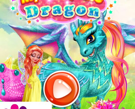 My Fairytale Dragon Game