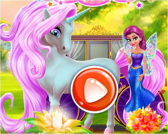 My Fairytale Unicorn Game