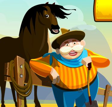 My Horse Farm Game