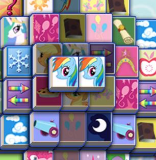 My Little Pony Mahjong Game