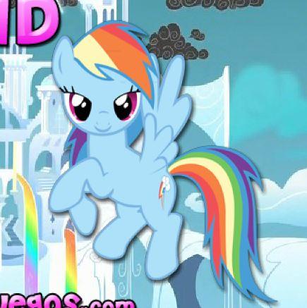 My Little Pony Arkanoid Game