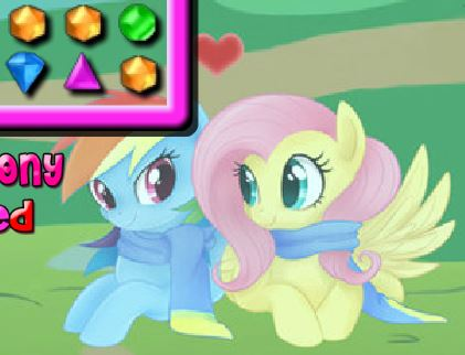 My Little Pony Bejeweled Game