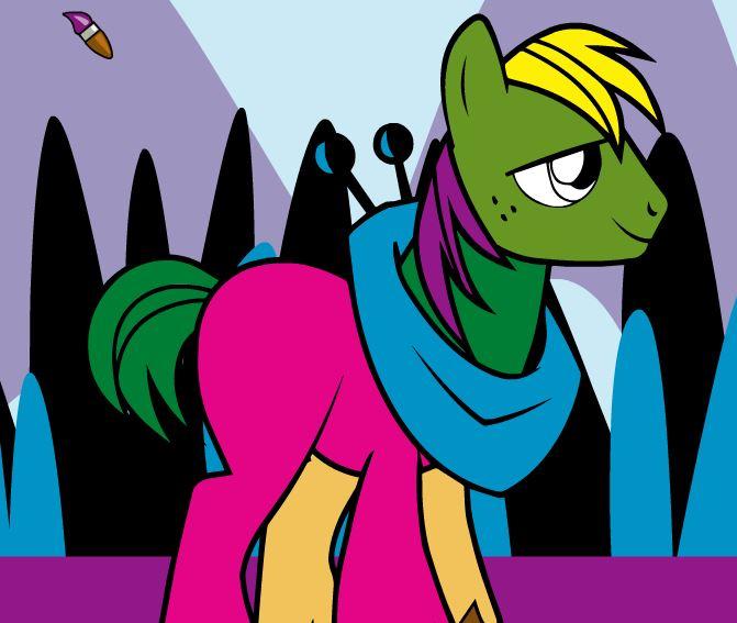 My Little Pony Big Macintosh Game