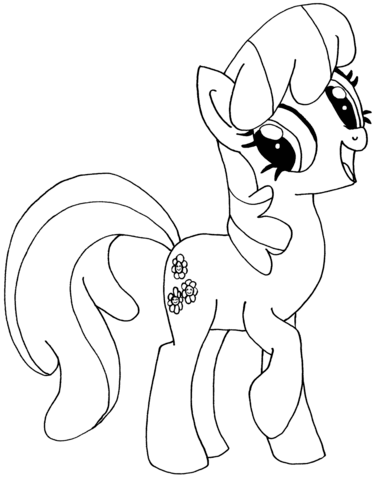 My Little Pony Cheerilee from My Little Pony Game