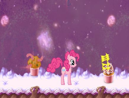 My Little Pony Cupcake Dream Game