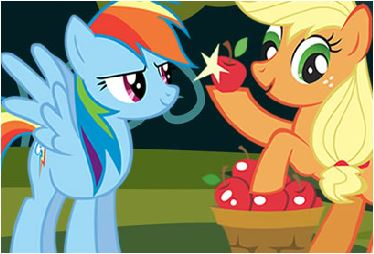 My Little Pony Differences Game