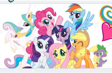 My Little Pony Facebook Post Game