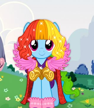 My Little Pony Hair Salon 2 Game